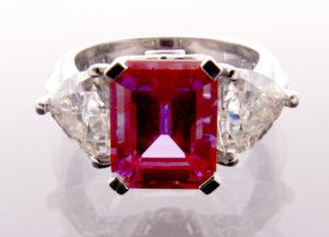 Alexandrite & Diamonds
