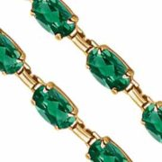 Emerald Bracelet Segment